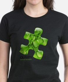 puzzle-v2-green Tee