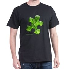 puzzle-v2-green T-Shirt