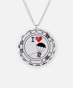 Iheart-parasail Necklace