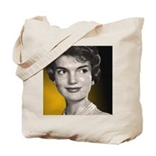 Jackie O clock close up Tote Bag