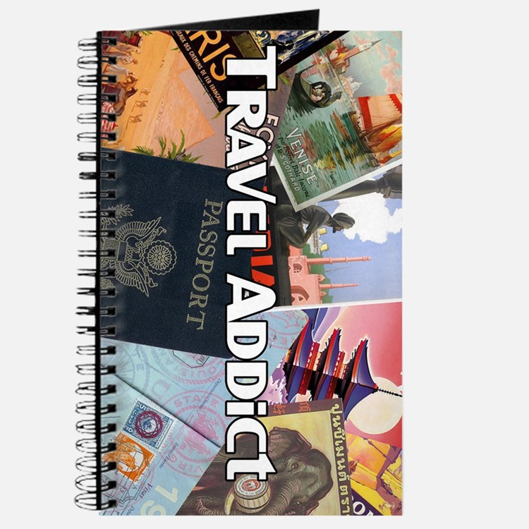 TravelAddictPoster Journal