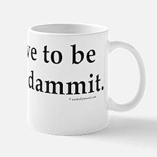 TshirtFront Mug