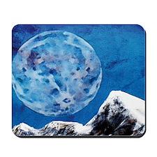 big-moon-hard Mousepad