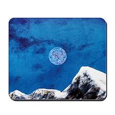 moon luminosity Mousepad