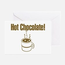 Hot Chocolate Greeting Cards (Pk of 10)