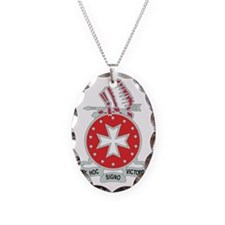 DUI-14TH F A RGT Necklace Oval Charm