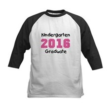 Pink Kindergarten Grad 2014 Tee