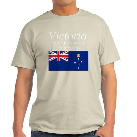 Victoria-Dark Light T-Shirt