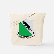 DUI - 3rd Battalion - 69th Armor Regiment Tote Bag
