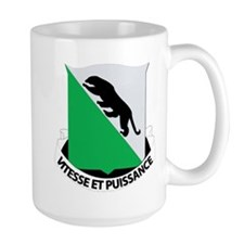 DUI - 3rd Battalion - 69th Armor Regiment Mug