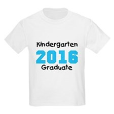 Blue Kindergarten Grad 2014 T-Shirt