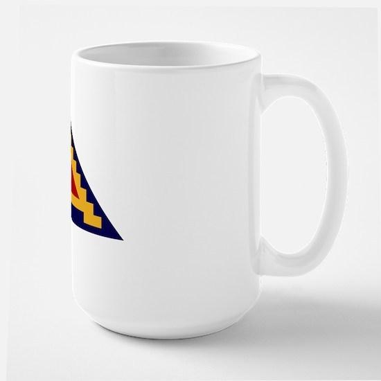 7th Army - Europe - USAREUR Large Mug