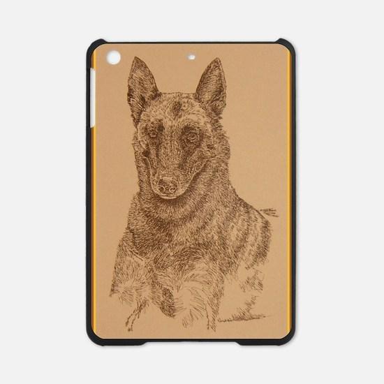Belgian_Malinois_Kline iPad Mini Case