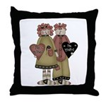 I'm Yours Throw Pillow