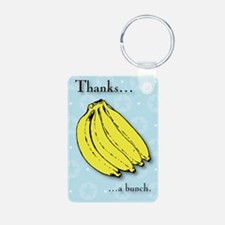 Banana bunch thank you gre Keychains