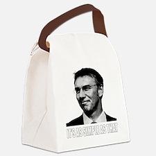 adkinsiasat Canvas Lunch Bag