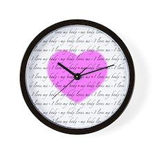 10-10-heart-2 Wall Clock