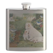 clumberssquare Flask