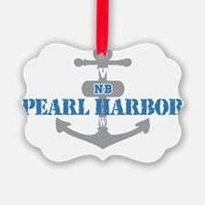 HI Pearl Harbor 2 Ornament