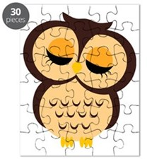 orange owl Puzzle