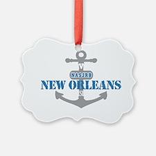LA New Orleans 2 Ornament