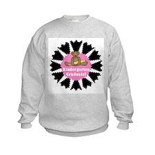 Pink Kindergarten Graduate Sweatshirt