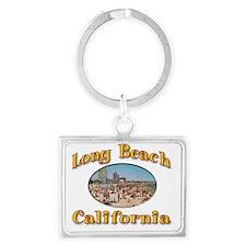 longbeach Landscape Keychain