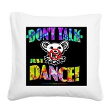 just dance rb mp Square Canvas Pillow