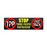 No fast track Car Magnets