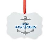 Annapolis Picture Frame Ornaments