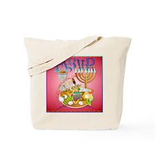 Pass Over Seder_pillow Tote Bag