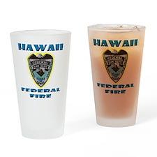 hawaiifire Drinking Glass