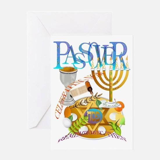 Passover Seder Trans Greeting Card