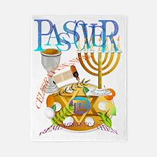 Passover Seder Trans Twin Duvet
