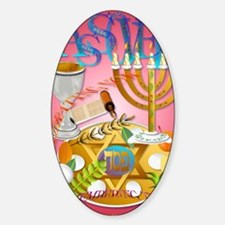 Passover Seder PosterP Decal