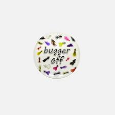 buggeroff Mini Button