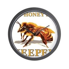 My Honey Is A Keeper Wall Clock