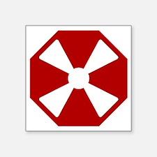 """8th Army - South Korea - EU Square Sticker 3"""" x 3"""""""