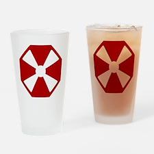 8th Army - South Korea - EUSA Drinking Glass