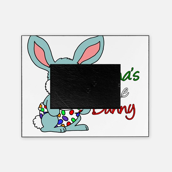 Nonnas Little Bunny Picture Frame