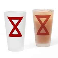 10th Army Drinking Glass