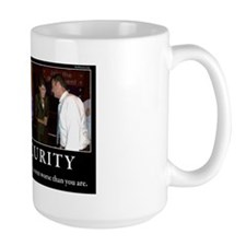 Nikki Haley Job Security Mug