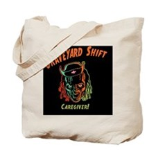 zombie-rn-TIL Tote Bag