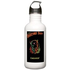 zombie-rn-CRD Water Bottle