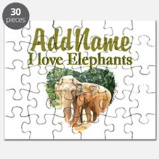 ELEPHANT LOVE Puzzle