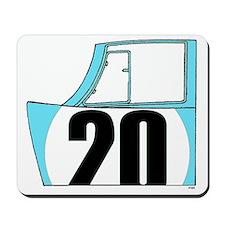 917-door2 Mousepad