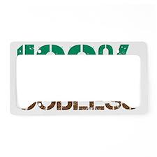 100godless-01 License Plate Holder