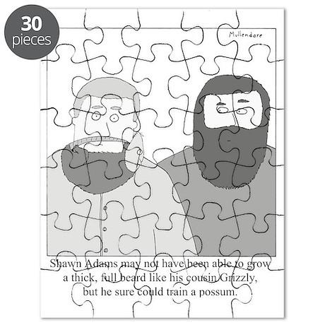 Shawn Adams Puzzle