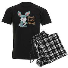 Omas LIttle Bunny Pajamas