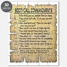 Booty Call Commandments4 copy Puzzle